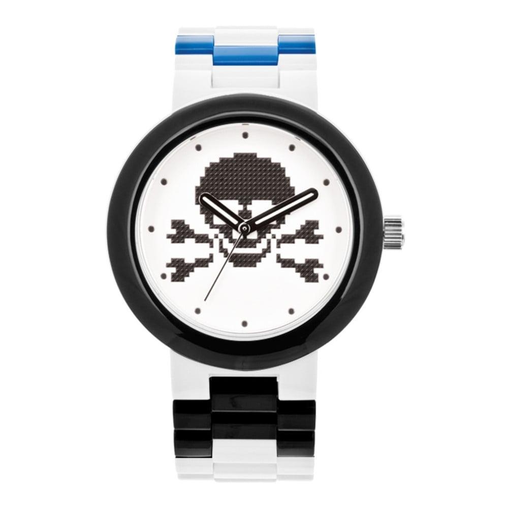 Hodinky pre dospelých LEGO® Skull White