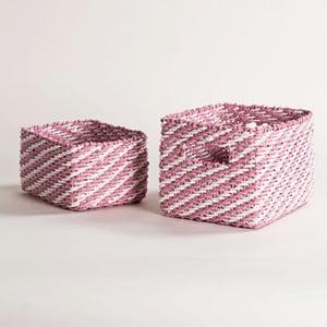Úložný kôš Compactor Basket Hot Pink