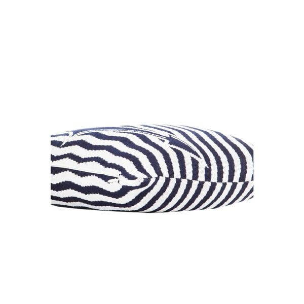 Vankúš s výplňou Blue and White 32, 43x43 cm