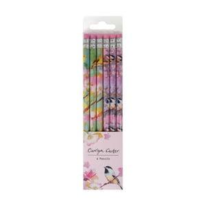 Sada 6 ceruziek Carolyn Carter by Portico Designs