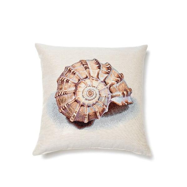 Vankúš Casa Di Bassi Sea Shell, 45x45 cm