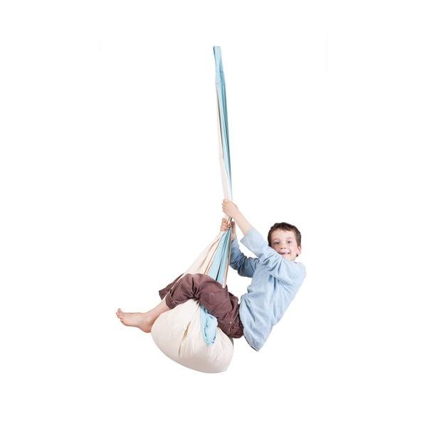 Hojdacia sieť pre deti Joki, modrá