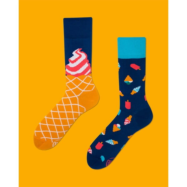 Ponožky Many Mornings Ice Cream Dream, veľ.43/46