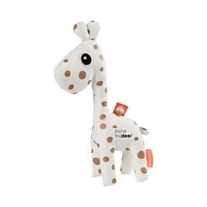 Hrkálka v tvare žirafy Done by Deer Raffi Gold