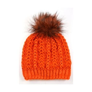 Dámska čiapka Perlik Orange