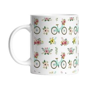Keramický hrnček Spring Bikes, 330 ml