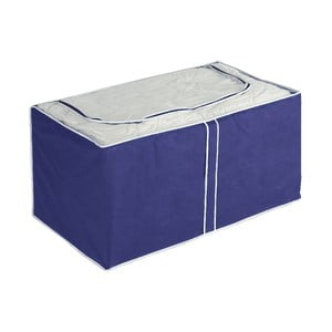 Modrý úložný box Wenko Ocean, 48×53cm