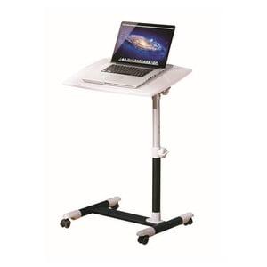 Biely stolík na notebook 13Casa Office