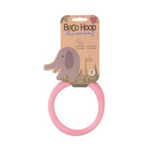 Hračka pre psa Hoop Small, ružová