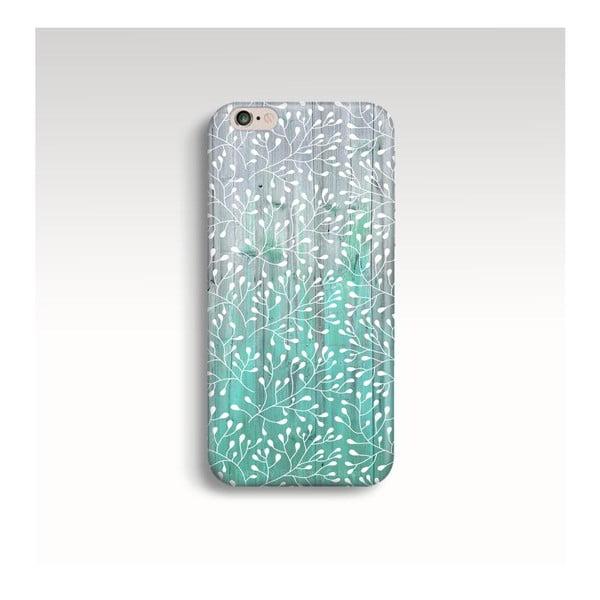 Obal na telefón Wood Blossom III pre iPhone 6/6S