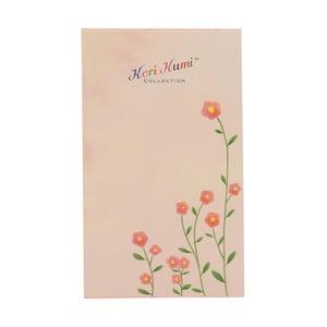Bloček s doskami Mirabelle Pretty as a Flower, 33 listov