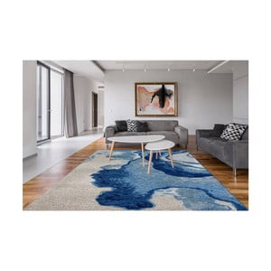 Ručne vyšívaný koberec Arte Espina Damast 100, 80 × 150 cm