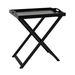 Rozkladací stolík s podnosom InArt Beruga