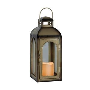 Bronzový LED lampáš Best Season Miriam