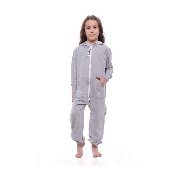 Detský overal Summer Light Grey, 6-7 rokov