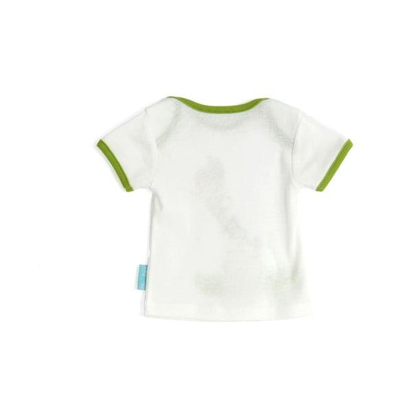 Detské tričko Peter s krátkym rukávom, veľ. 6 až 9 mesiacov