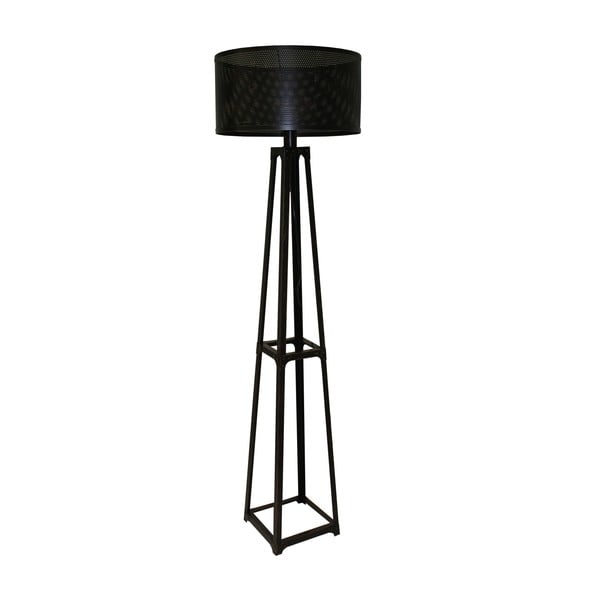 Stojacia lampa Black Fer, 255 cm