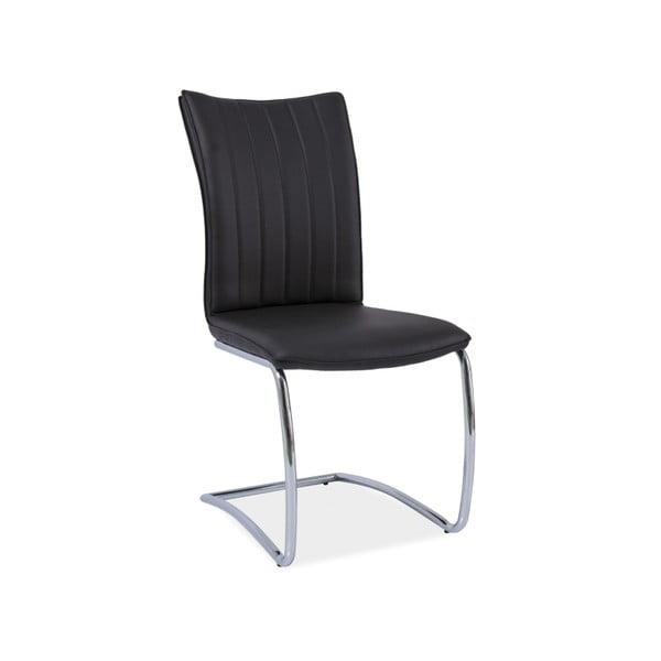Jedálenská stolička H455 Black