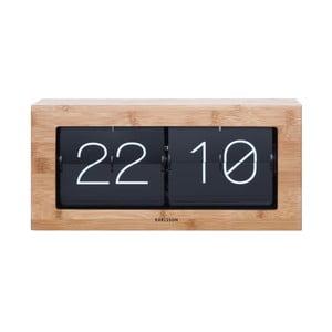 Drevené preklápacie hodiny Present TimeFlip