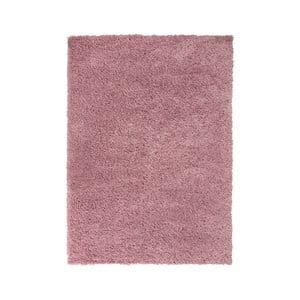 Ružový koberec Flair Rugs Sparks, 80×150 cm