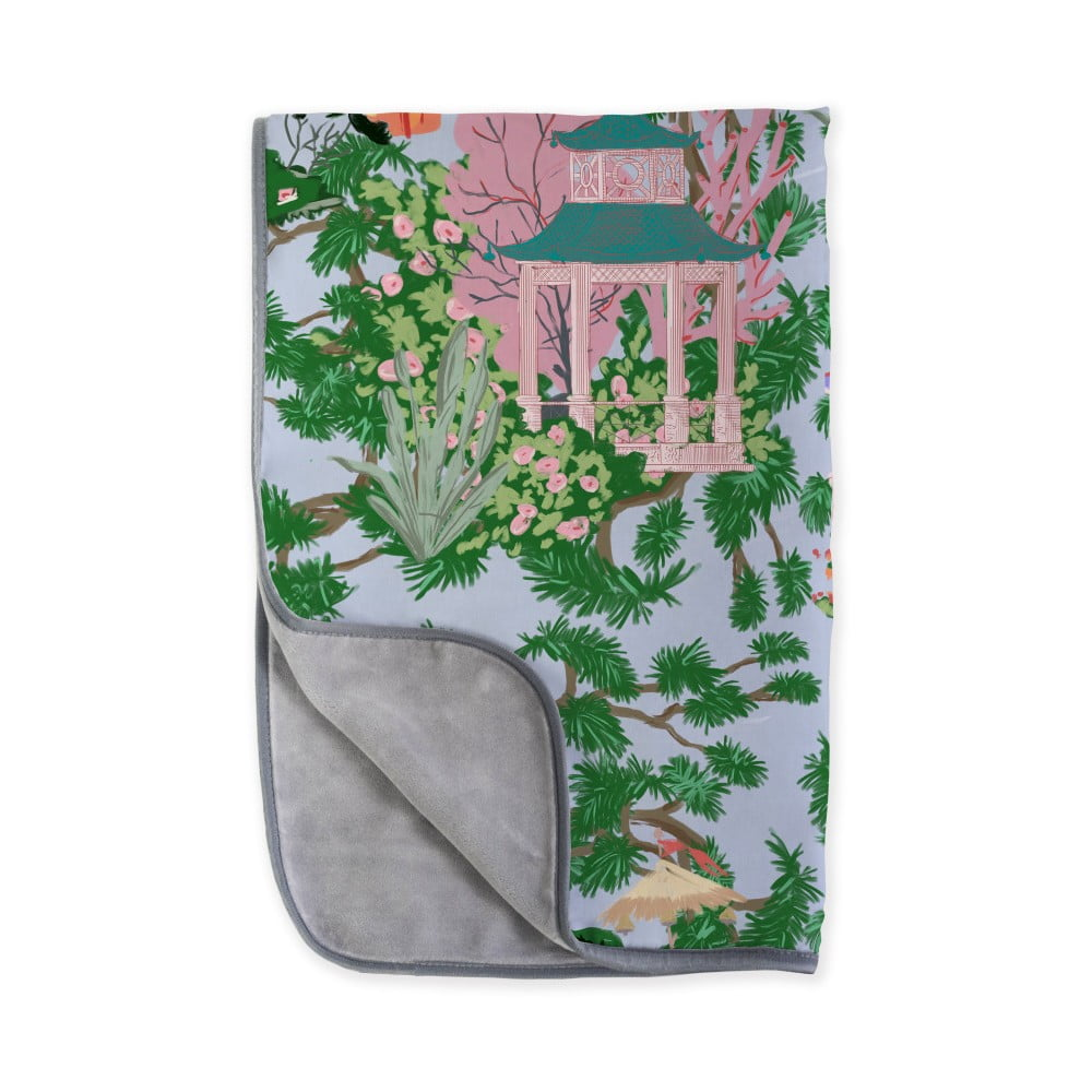 Obojstranná deka z mikrovlákna Surdic China, 130 x 170 cm