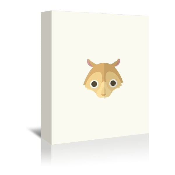 Obraz na plátně Squirrel od Christiana Jacksona
