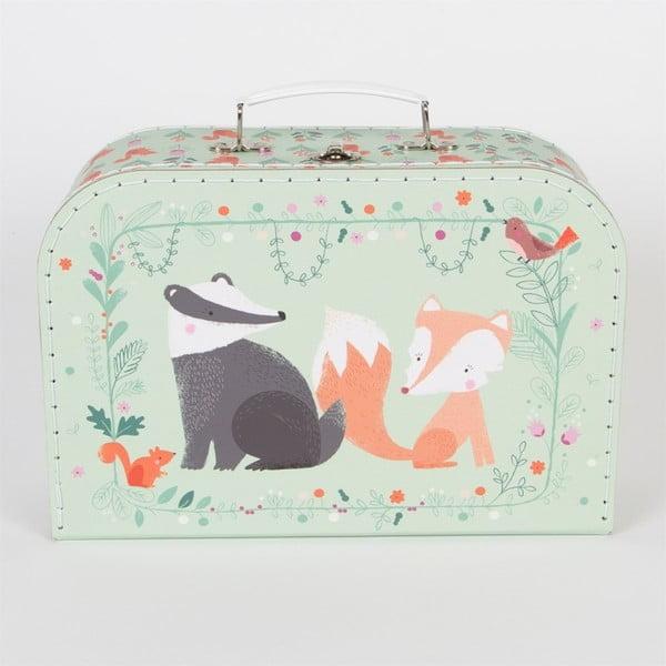Sada 3 kufríkov Sass & Belle Woodland Friends