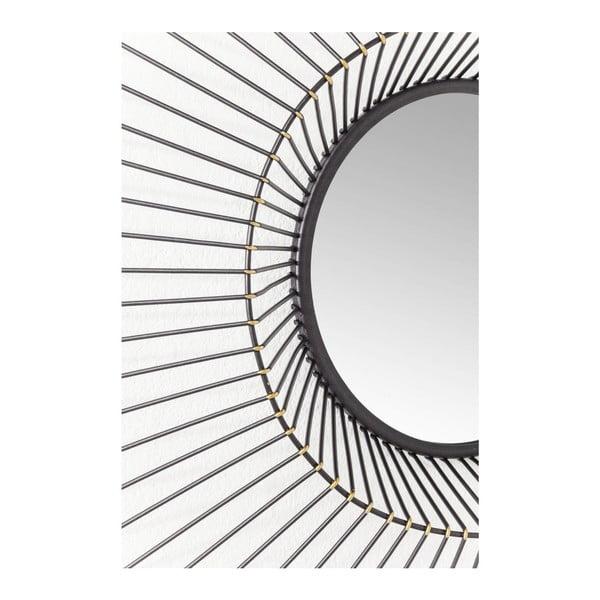 Nástenné zrkadlo Kare Design Filo, Ø77 cm