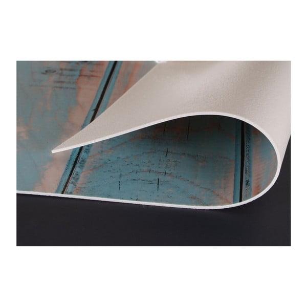 Koberec z vinylu Encaje Blanco, 133x200 cm