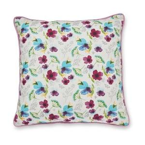 Vankúš z bavlny Cooksmart Chatsworth Floral,60x60cm