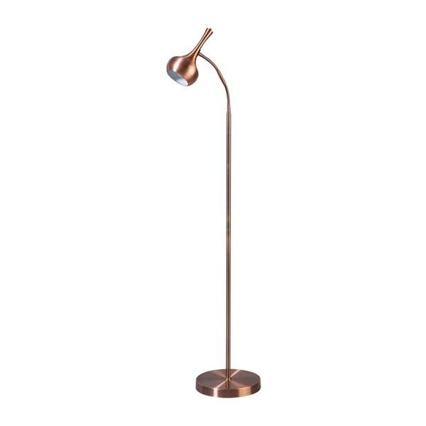 Medená stojacia lampa Ajaccio Ross