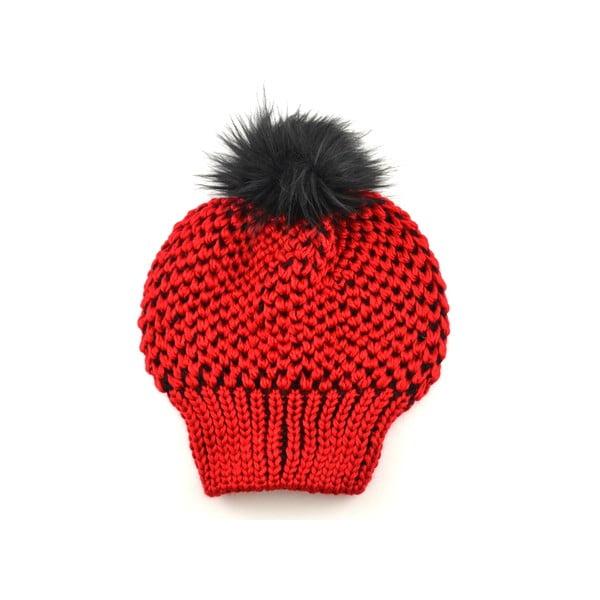 Dámska čiapka Beret Red