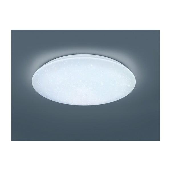 Stropné guľaté LED svietidlo na diaľkové ovládanie Trio Nagano, ø 79 cm