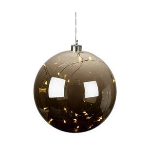 Svetelná LED vianočná ozdoba Parlane Ball