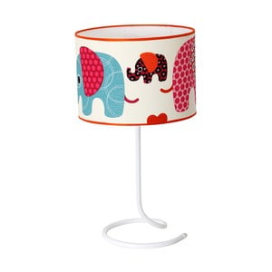 Detská stolová lampa Glimte Elephant