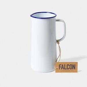 Biely smaltovaný džbán Falcon Enamelware TriplePint, 1,704 l