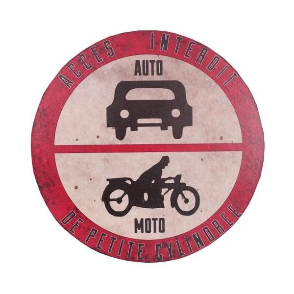 Ceduľa Antic Line Industrial Auto-Moto Plaque