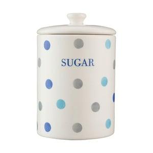 Dóza s bodkami z dolomitu na cukor Price&Kensington Padstow