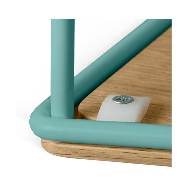 Konferenčný stolík so zelenými nohami TemaHome Opal