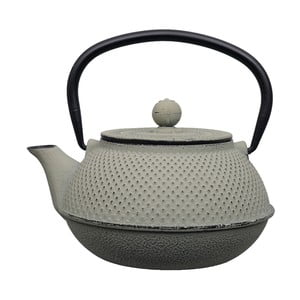 Sivá liatinová kanvica Tokyo Design Studio Xin, 800 ml