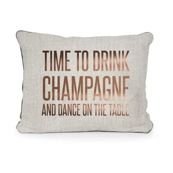 Vankúš Champagne, 50x35 cm