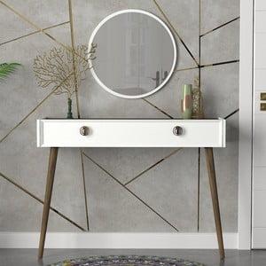 Set konzolového stolíka so zrkadlom Nadya