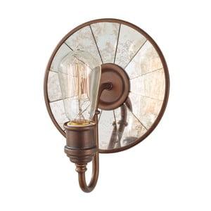 Nástenné svietidlo v bronzovej farbe Elstead Lighting Urban Renewal Uno Astral Bronze