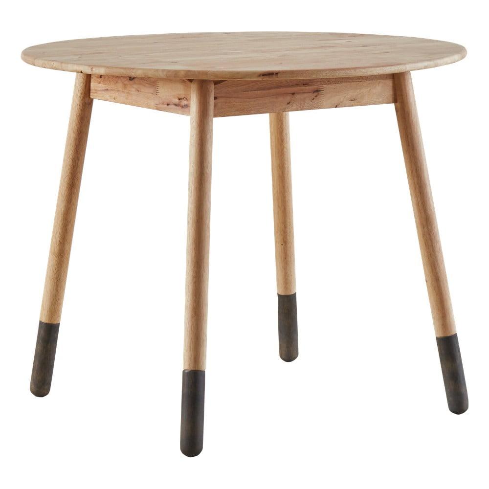 Okrúhly jedálenský stôl DEEP Furniture Jack, ⌀ 80 cm