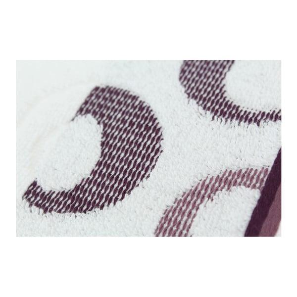 Sada 2 osušiek Arion White Lilac, 50x90 cm