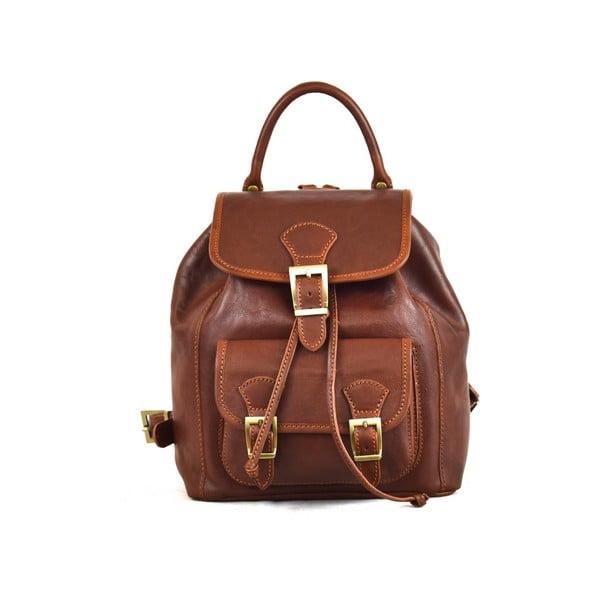 Kožený batôžtek Santo Croce 8834 Brown