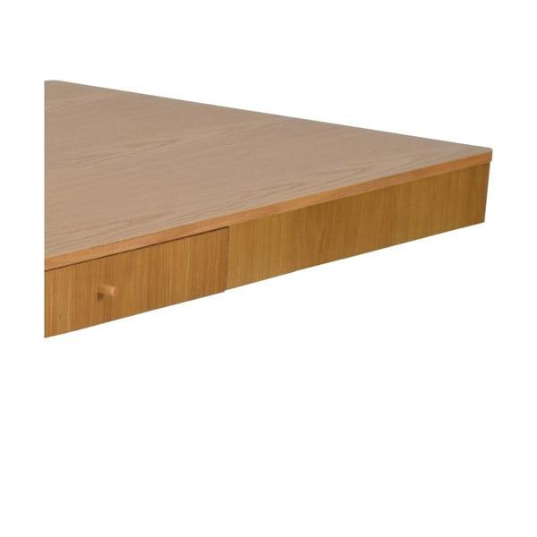 Konferenčný stolík Niles 130x68cm, dub