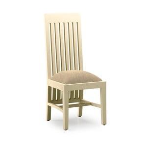 Jedálenská stolička New White Avril