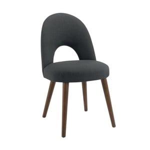 Šedá stoličky Livin Hill Oslo