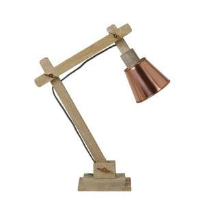 Stolová lampa Izar Rose Gold